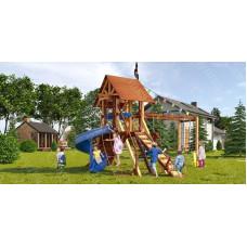 Детская игровая площадка Савушка Lux 13