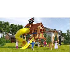 Детская игровая площадка Савушка Lux 14