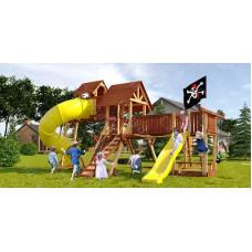 Детская игровая площадка Савушка Lux 15