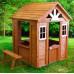 Детский деревянный домик Можга Солнечный