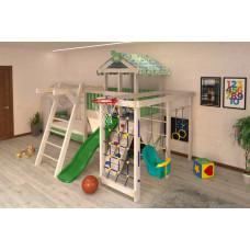 Домашний игровой комплекс чердак - кровать ДК1Б Бирюзовый