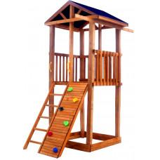 Детский игровой комплекс Можга СГ2 Спортивный городок 2 Тент