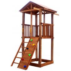 Детский игровой комплекс Можга СГ2 Спортивный городок 2