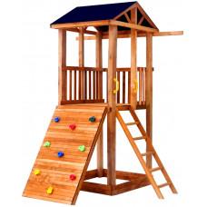 Детский игровой комплекс Можга СГ3 Спортивный  городок 3 Тент