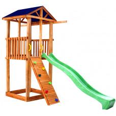 Детский игровой комплекс Можга СГ4 Спортивный  городок 4 Тент