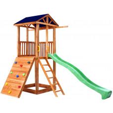 Детский игровой комплекс Можга СГ5 Спортивный  городок 5 Тент