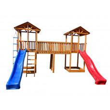 Детский игровой комплекс Можга СГ6 Спортивный  городок 6