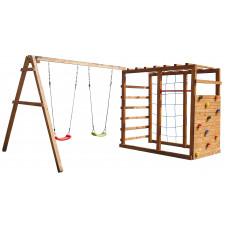 Детский игровой комплекс Можга Р929-Р912 с качелями