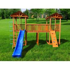 Детский игровой комплекс Можга СГ7 Спортивный городок 7