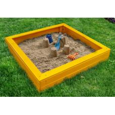 Детская песочница Можга Р903-Ж желтый