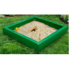 Детская песочница Можга Р903-З зеленый