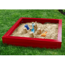 Детская песочница Можга Р903-К красный