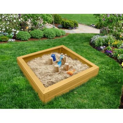Детская песочница Можга Р903-Н натуральный