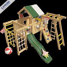 Домашний игровой комплекс чердак - кровать Патрик