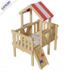 Домашний игровой комплекс чердак - кровать Базз
