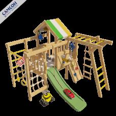 Домашний игровой комплекс чердак - кровать Валли