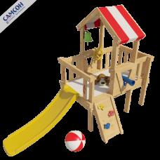 Домашний игровой комплекс чердак - кровать Венди