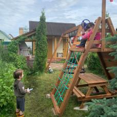 Детская игровая площадка Выше Всех Мини