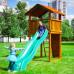 Детская игровая площадка городок Jungle Gym JC1 Cottage