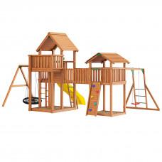 Детская игровая площадка городок Jungle Gym JB11 Памир