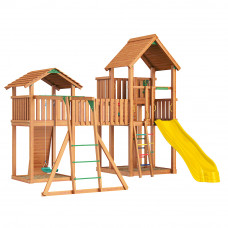Детская игровая площадка городок Jungle Gym JB2 Килиманджаро