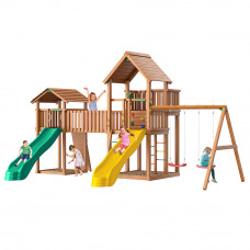 Детская игровая площадка городок Jungle Gym JB4 Кайлас