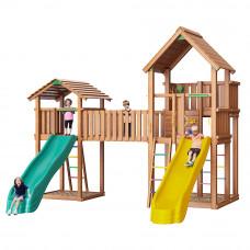 Детская игровая площадка городок Jungle Gym JB6 Альпы