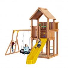 Детская игровая площадка городок Jungle Gym JP10 Тибет