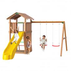 Детская игровая площадка городок Jungle Gym JС3 Ай Петри