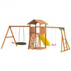 Детская игровая площадка городок Jungle Gym JС4 Пилатус