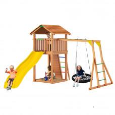Детская игровая площадка городок Jungle Gym JС7 Нимба