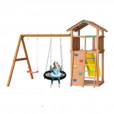 Детская игровая площадка городок Jungle Gym JС8 Троодос
