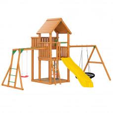 Детская игровая площадка городок Jungle Gym JP8 Эльбрус