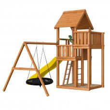 Детская игровая площадка городок Jungle Gym JP9 Дуарте