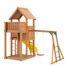 Детская игровая площадка городок Jungle Gym JP5 Кудеби