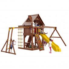 Детская игровая площадка New Sunrise Fort-2