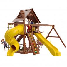 Детская игровая площадка New Sunrise Fort-3