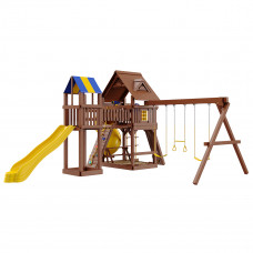 Детская игровая площадка New Sunrise Fort-5
